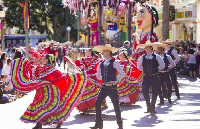 Galería: Disney se pone muy mexicano está navidad