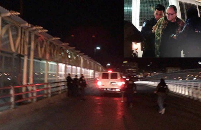 Liberan a líder de secta en El Paso