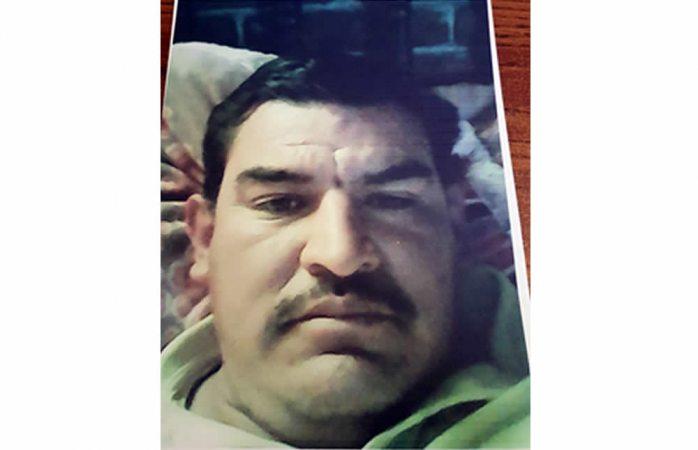 Piden ayuda para localizar a Gustavo Sosa Trujillo