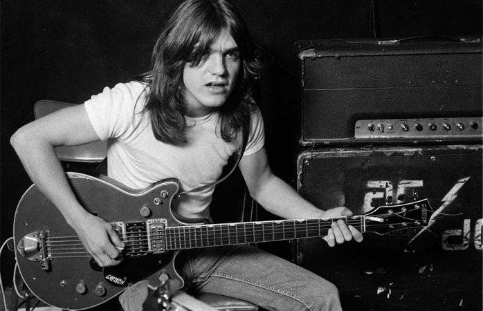 Fallece Malcolm Young, leyenda de AC/DC