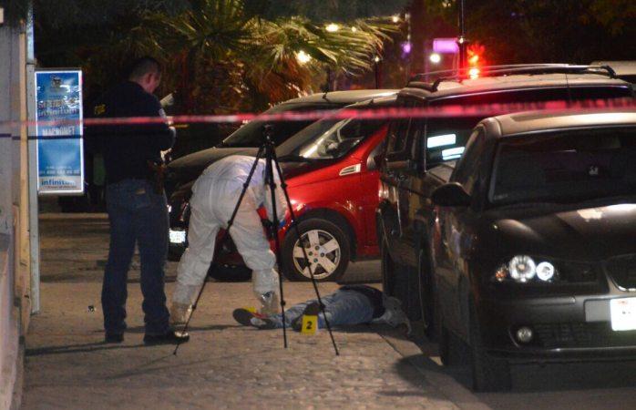 Lo ejecutan en el Paseo Bolivar en zona de bares