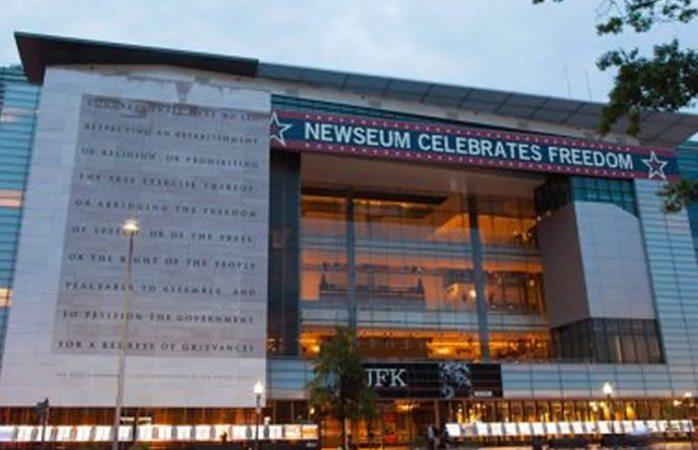 Distingue la SIP al Newseum con el Gran Premio Chapultepec 2018