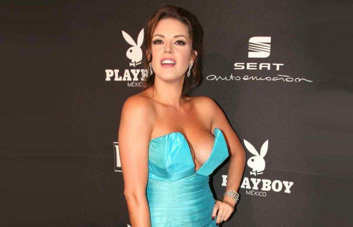 Se somete Alicia Machado a su cuarta cirugía de senos