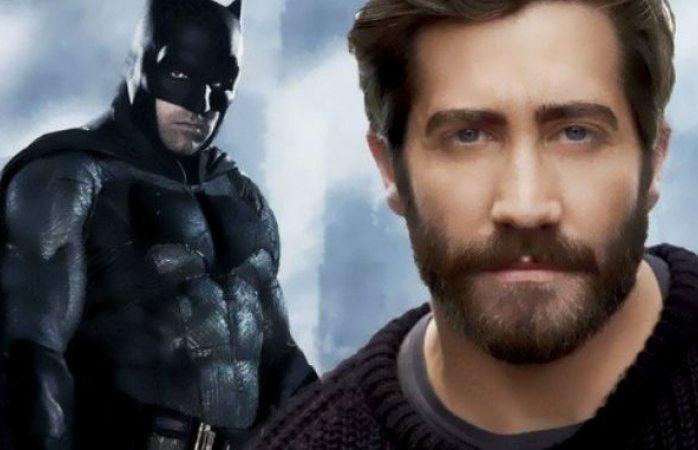 Jake Gyllenhaal podría ser el reemplazo de Ben Affleck en Batman