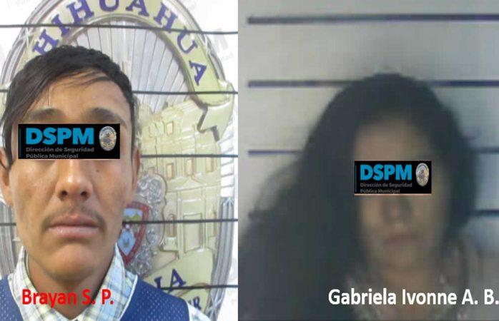Arrestan a dos ladrones de celulares en diferentes hechos