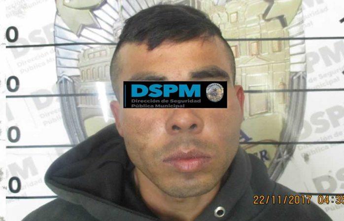Intentó robar cyber haciendo boquete en la Nueva España