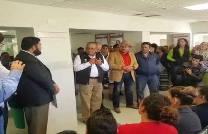 Colocarán cámaras de vigilancia en hospital de Gómez Farías
