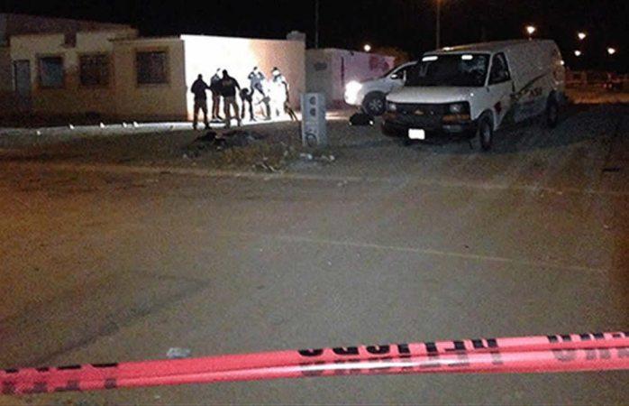 Lo ejecutan en la colonia Sierra Vista de Ciudad Juárez