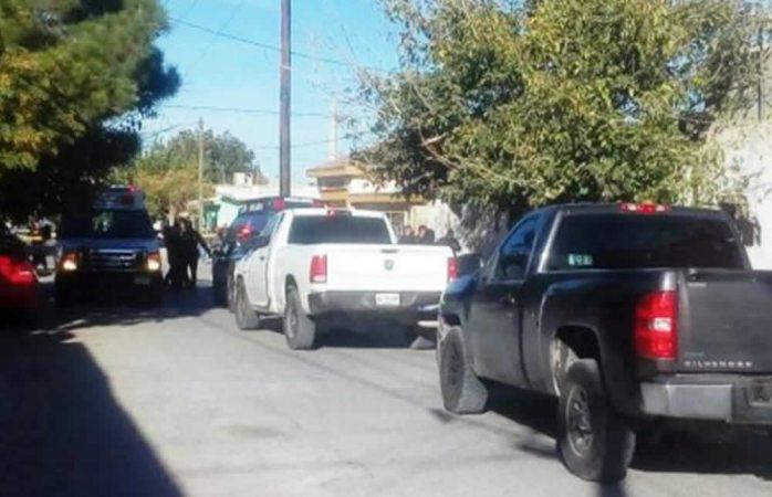 Rafaguean a otros dos en Ciudad Juárez; uno muere