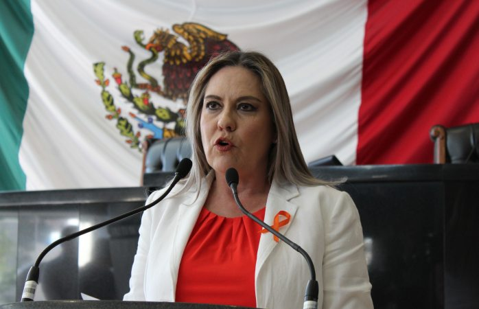 Pide diputada justicia por niñas violentadas en Juárez