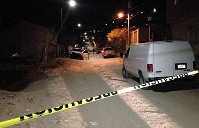 Ejecutan a peatón en calle de terracería en Ciudad Juárez