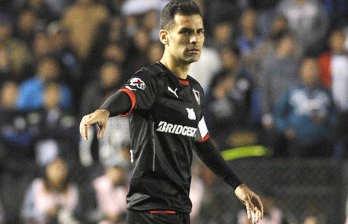 Rafa Márquez aún no puede regresar a jugar; necesita autorización de EU