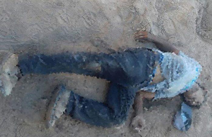 Localizan cuerpo en panteón de ciudad Camargo