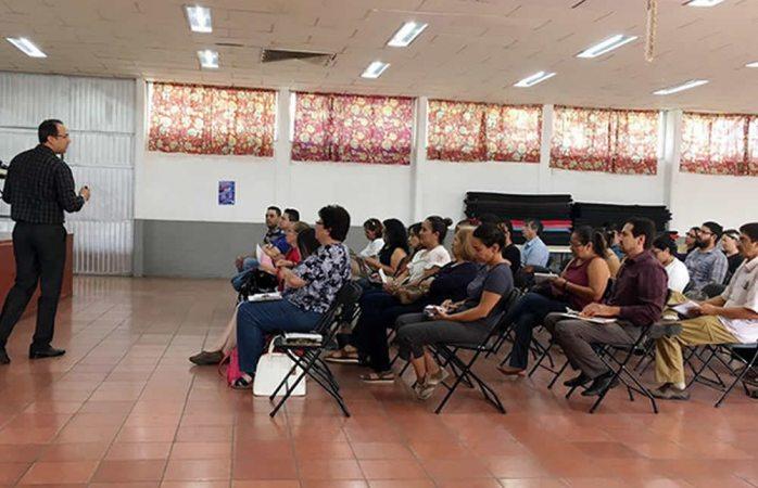 Aprovechan 60 personas taller de Jueves Chihuahua Emprende