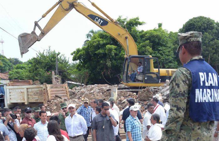 Recibe México 150 mdd del BID para reconstrucción