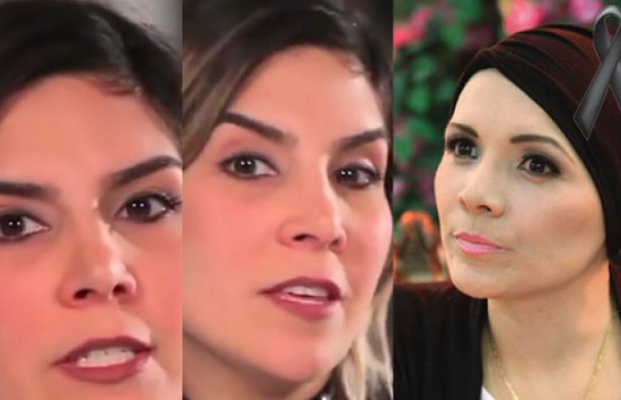 Muestra Karla Panini vídeo con hijas de la Comadre Morena; la llaman asesina
