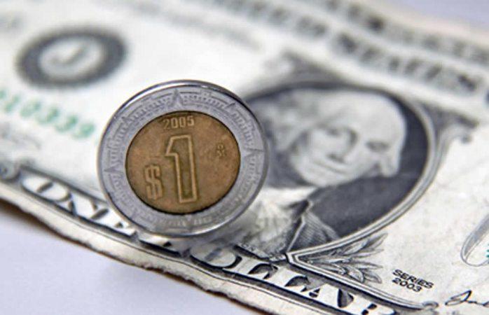 Corta dólar racha de alzas; cierra en $19