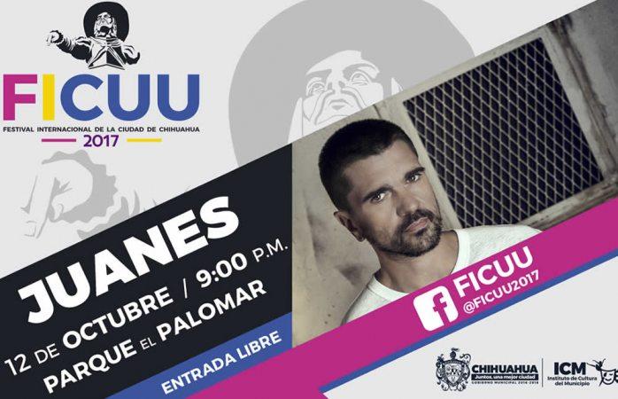 Cerrará Juanes el Festival Internacional de la Ciudad