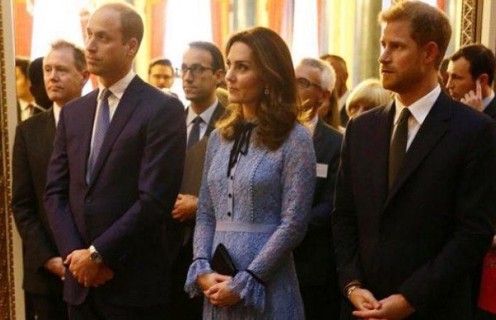 Kate Middleton siente que su embarazo ha sido opacado por Meghan Markle