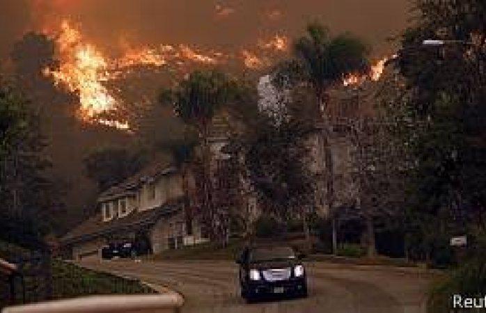 Devastadores incendios en California: mueren 17