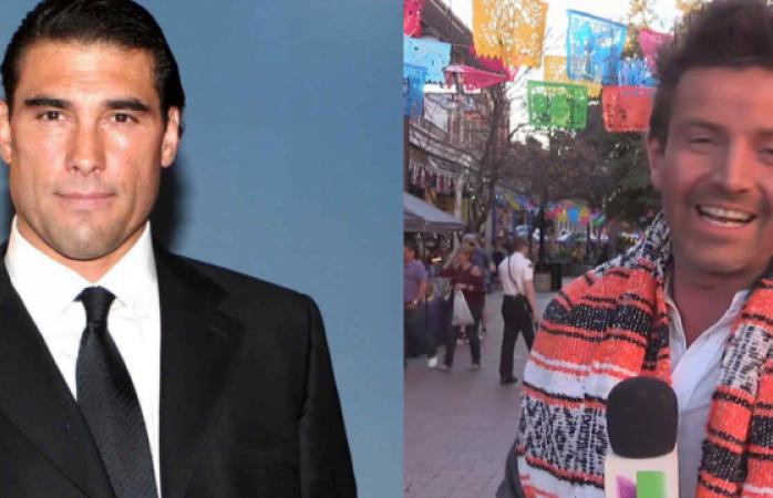 Vídeo: iracundo Eduardo Yáñez golpea a reportero