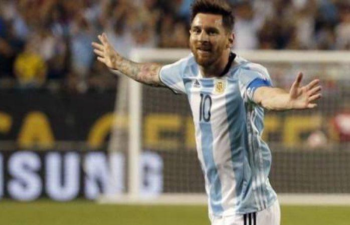 Messi mete a Argentina al mundial