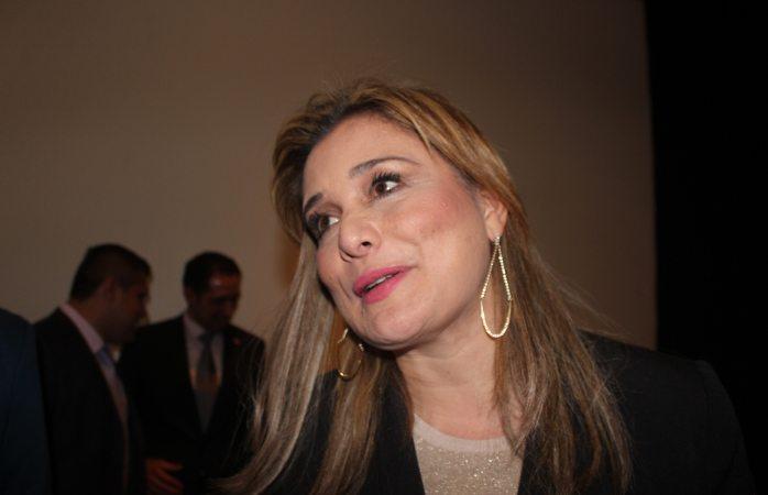 Pide Maru apoyo a Peña Nieto para detener a asesinos de Miroslava