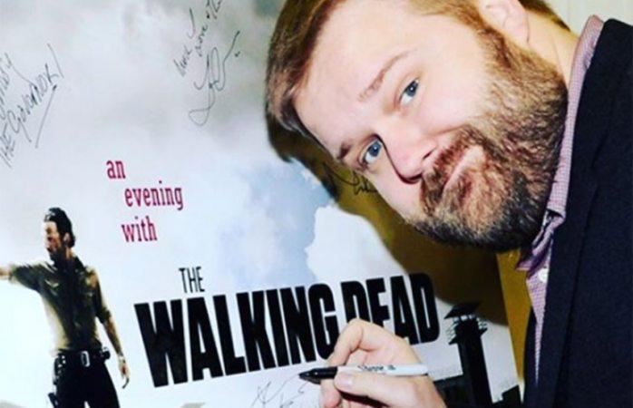 Kirkman anuncia que Rick morirá en TWD