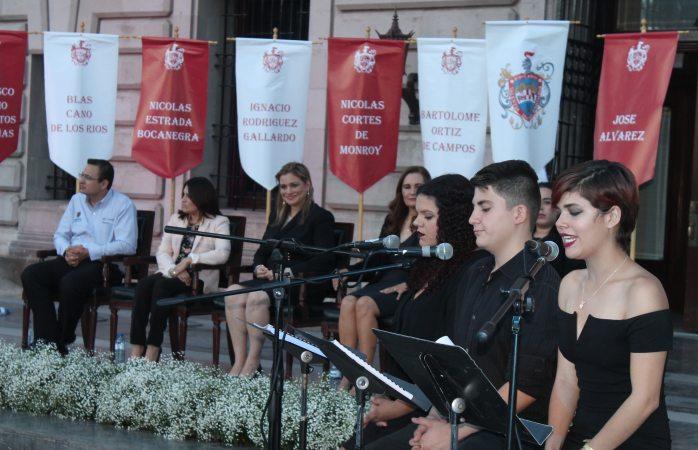 Celebran 308 aniversario de la fundación de la ciudad de Chihuahua