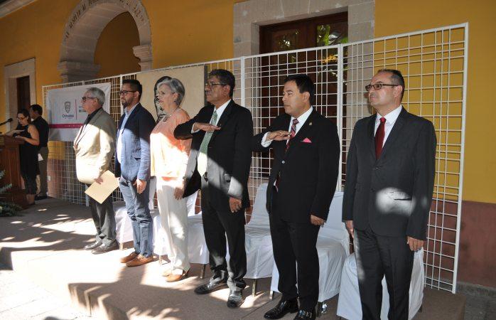 Conmemoran llegada de Benito Juárez a Chihuahua