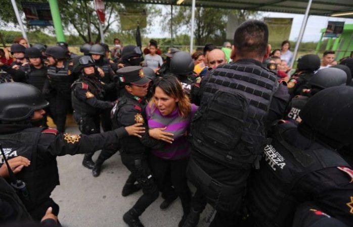Mueren 16 reos en disturbios en el penal Cadereyta en Monterrey