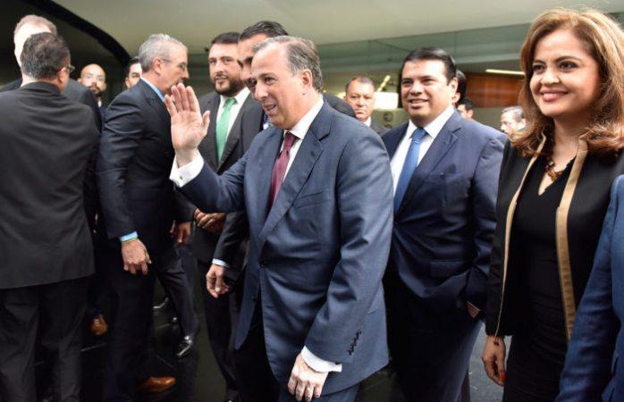 Meade admite que votó por Peña en 2012