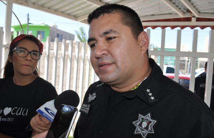 Descarta CES que en Cuauhtémoc patrulle policía federal