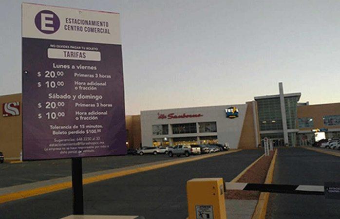 Reactiva Las Misiones el cobro por estacionamiento con $20 tarifa mínima