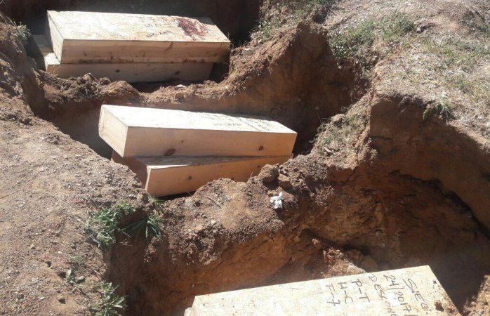 Inhuman diez cuerpos sin reclamar en Cuauhtémoc