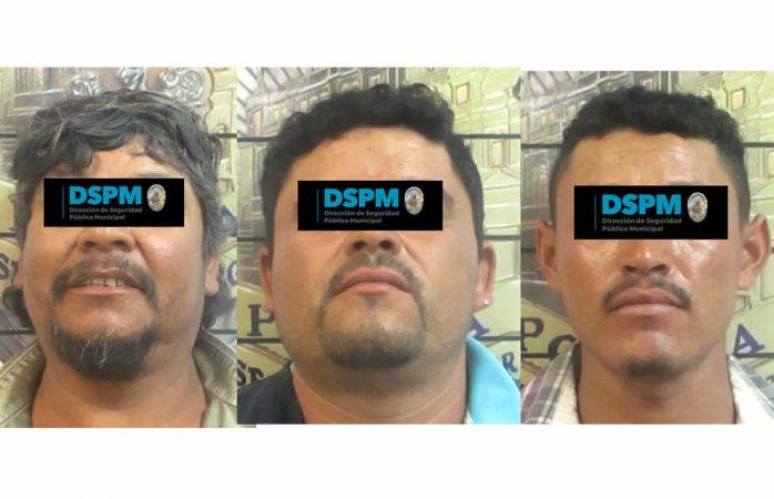 Acusan a tres de privación de la libertad para cometer asalto