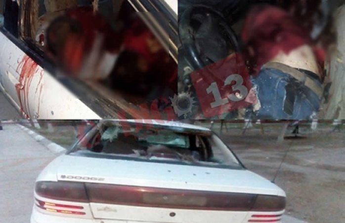 Ejecutan a dos a bordo de automóvil en Villa López