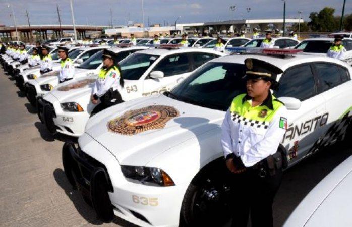 Aumentan hasta 825% costos de multas de ley de tránsito de Juárez