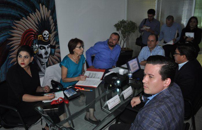 Aprueba comisión dictamen para selección de comité anticorrupción