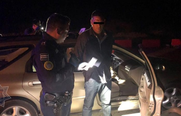 Dan de baja al agente de la CES detenido con droga