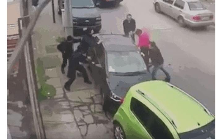 Vídeo: evitan robo de vehículo de su amigo