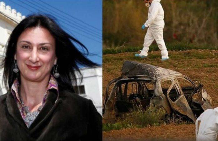 Asesinan a periodista maltesa que investigaba corrupción