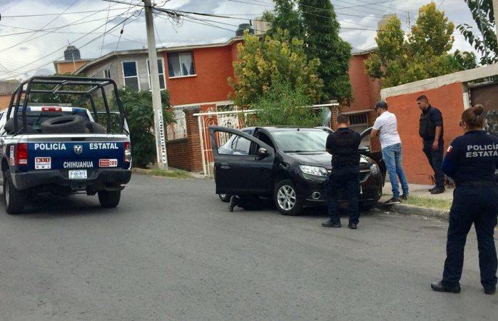 Aclaración sobre supuesto uber involucrado en delito