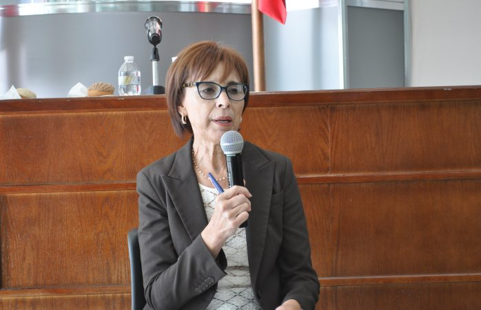 Invita Gámez a diputados a mostrar gastos realizados en informe