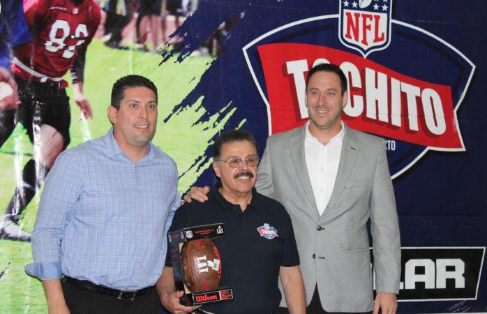 Arranca la serie de torneos Tochito NFL en Chihuahua
