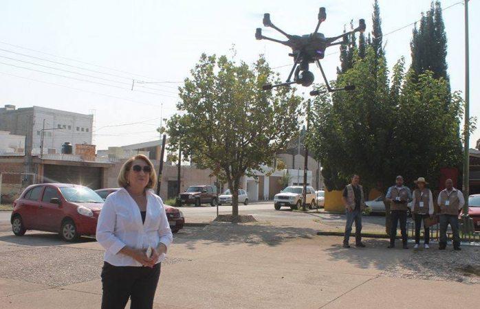Resultado de imagen para drones de tesoreria municipal de juarez chihuahua