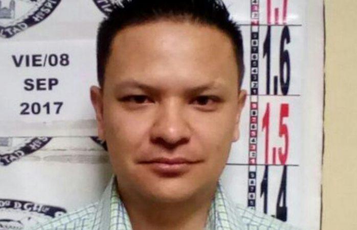 Confirma Corral detención del sobrino de Duarte;