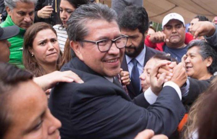 Andrés Manuel lastimó mi posibilidad de gobernar la CDMX: Ricardo Monreal