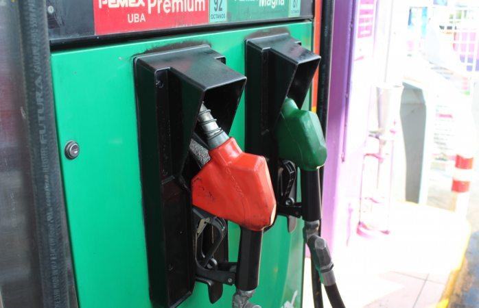 Disminuyen los precios de gasolina al sur de la ciudad
