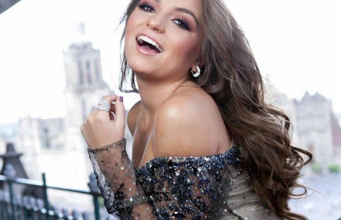 Sofía Castro ya hizo su debut en Hollywood